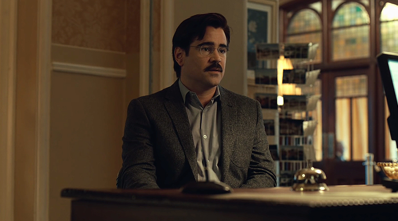 Image result for colin farrell the lobster