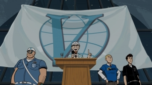 The Venture Bros' Jackson Publick on the evolution of a cult classic