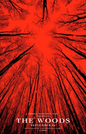 Adam Wingard's The Woods gets an awesome new poster