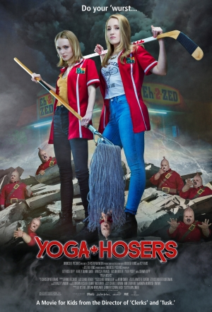 Yoga Hosers new poster does its 'wurst
