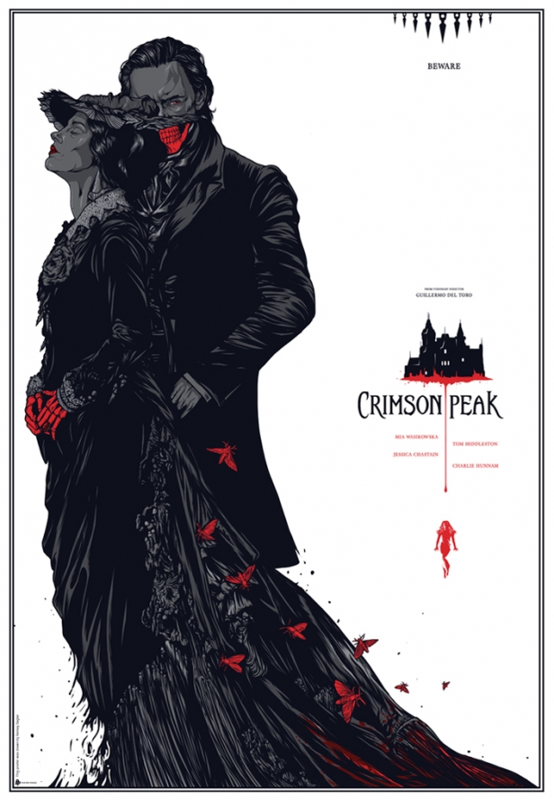 Berkay's take on Crimson Peak