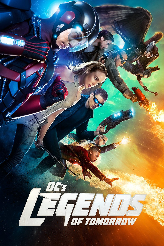 Legends Of Tomorrow Season 1 Blu-ray review