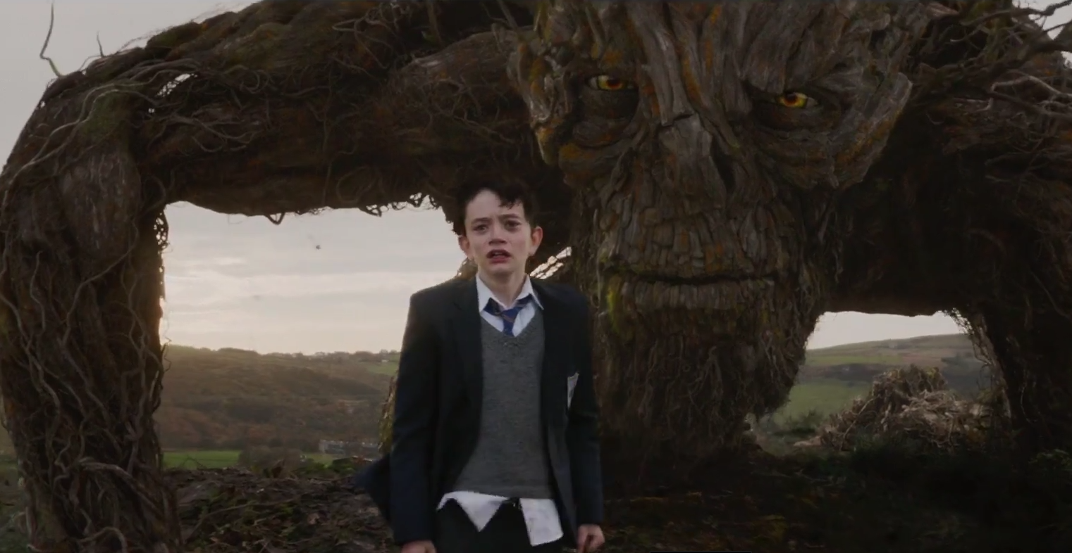 World Death Clock >> A Monster Calls new trailer shows that life is in the eyes | SciFiNow - The World's Best Science ...