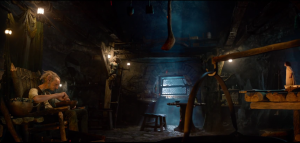 The BFG talks giant in this new clip