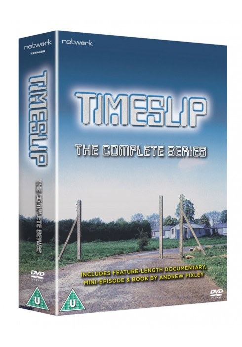 Timeslip: The Complete Series DVD review