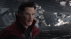 Doctor Strange new trailer is very Inception-y