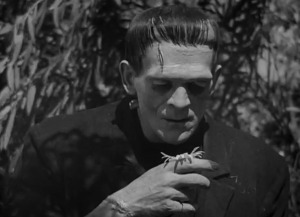 Universal wants Bond villain for Frankenstein's Monster
