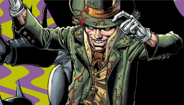 Gotham Season 3 Mad Hatter