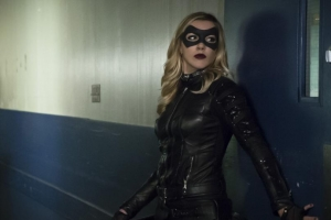 Arrow's Katie Cassidy will become a CW-verse regular
