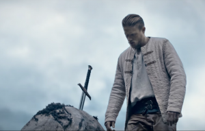 King Arthur Legend Of The Sword trailer is very Guy Ritchie