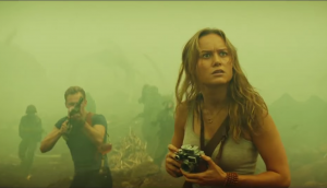Kong Skull Island trailer crash-lands in modern day