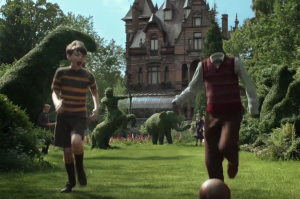 Miss Peregrine's Home For Peculiar Children featurette embraces peculiarity