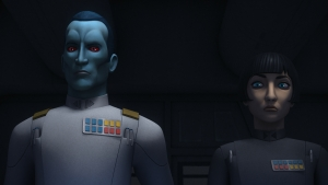 Star Wars Rebels Season 3 trailer unleashes Grand Admiral Thrawn