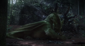 Pete's Dragon new TV spot shows the bond between Elliot and Pete