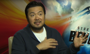 Star Trek Beyond director Justin Lin talks about his Trek history
