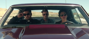 Preacher Comic-Con trailer is going to kick God's ass