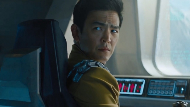 Star Trek Beyond John Cho Sulu