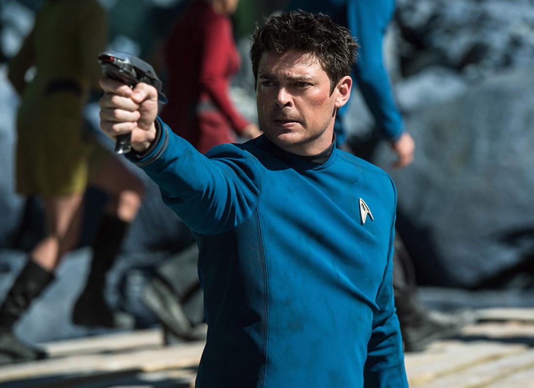 "Karl Urban: Star Trek Beyond ""is an amazing journey ..."