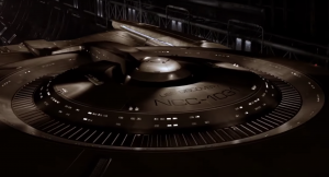 Star Trek: Discovery is the name of the new Trek series