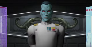 Why Grand Admiral Thrawn in Star Wars: Rebels is the best thing