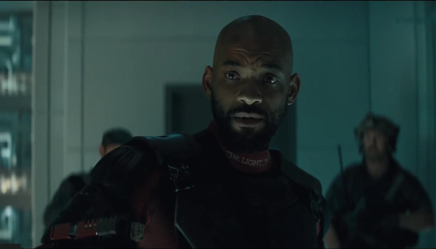 Suicide Squad new trailer hones in on Deadshot   SciFiNow ... Will Smith Deadshot