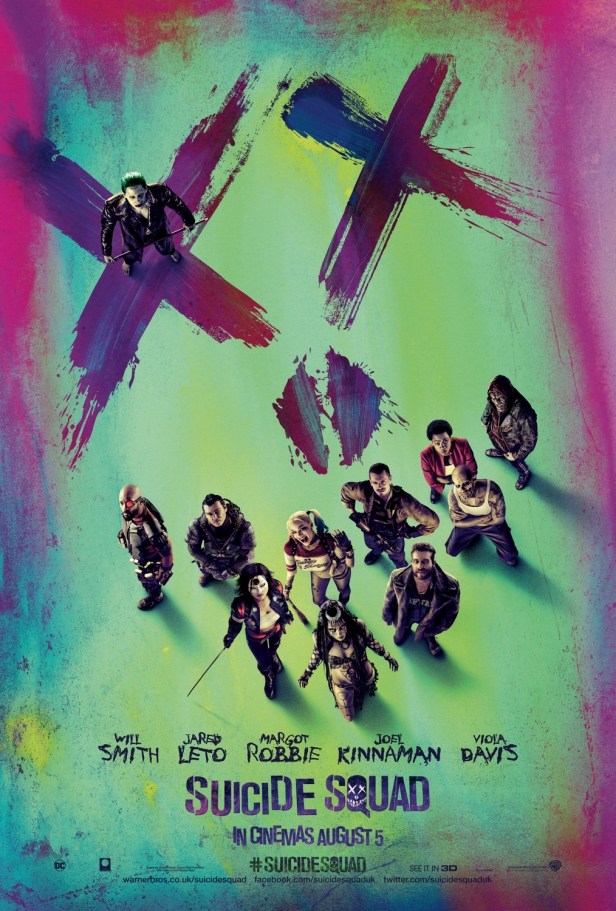 Suicide Squad _1 Sheet_Smiley