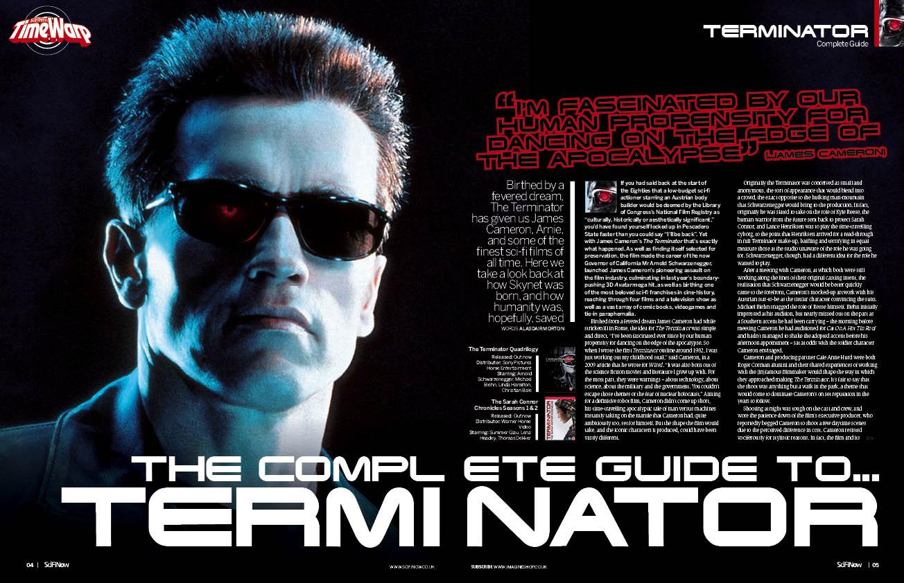 Terminator Spread 1