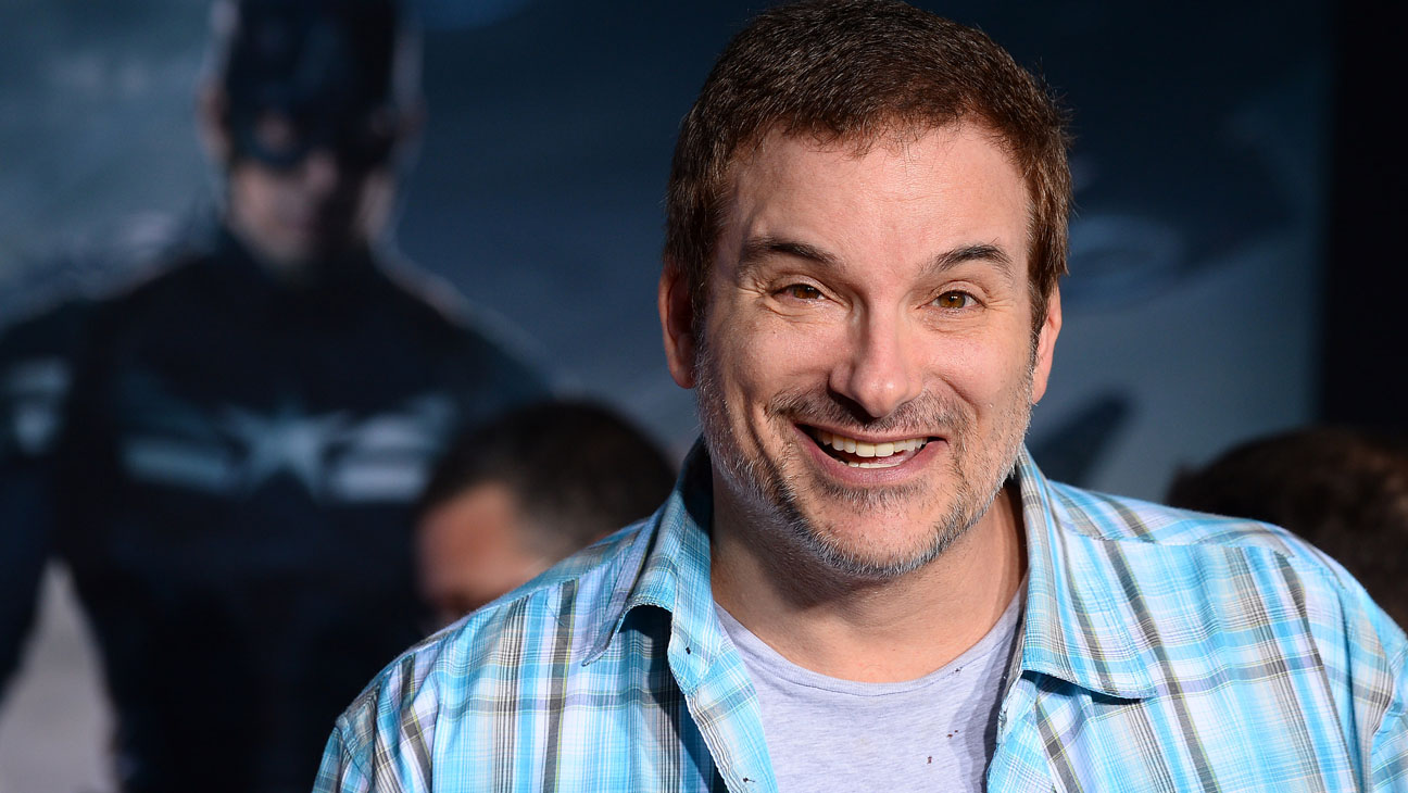 "Shane Black arrives at the World Premiere of ""Captain America: The Winter Soldier,"" at the El Capitan Theatre on Thursday, March 13, 2014, in Los Angeles. (Photo by Jordan Strauss/Invision/AP)"