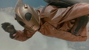 The Rocketeer has a sequel on the way!