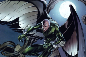 Spider Man Homecoming: Vulture concept art revealed