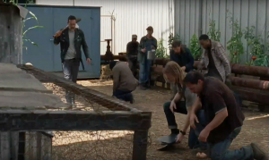 Walking Dead Season 7 trailer introduces new characters