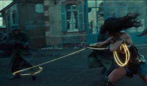 Wonder Woman trailer heads back to WW1