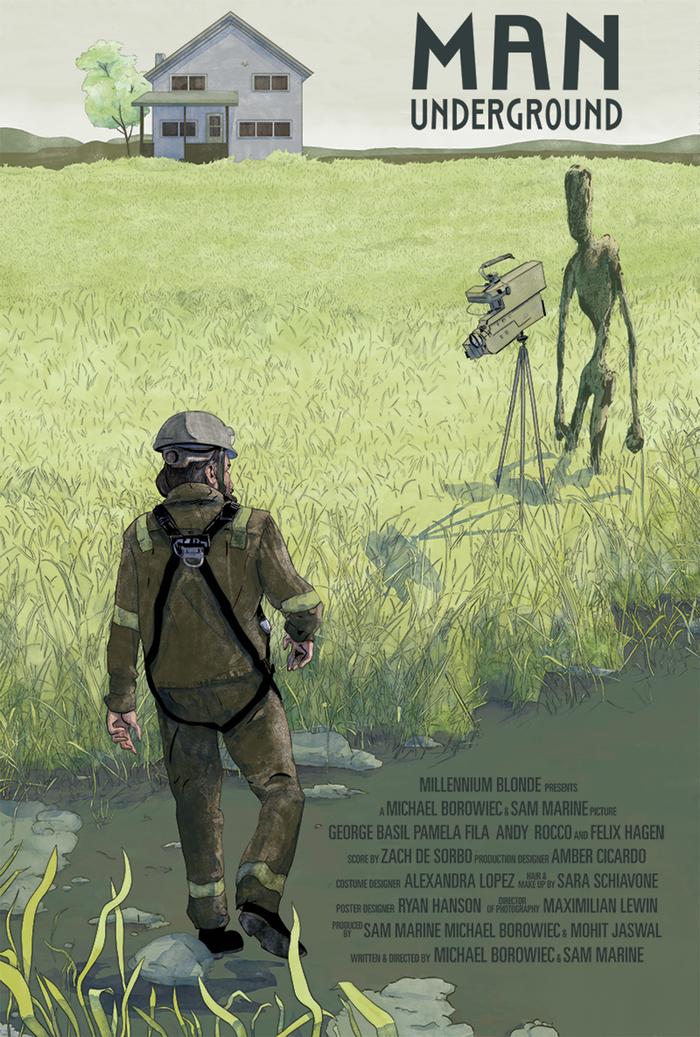 Man Underground film review – Fantasia 2016