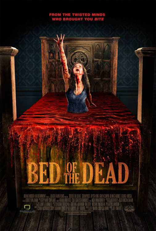 Bed Of The Dead film review – Fantasia 2016