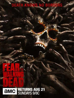 Fear The Walking Dead Season 2B SDCC key art heads to Mexico
