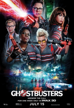 Ghostbusters new poster is fierce as hell