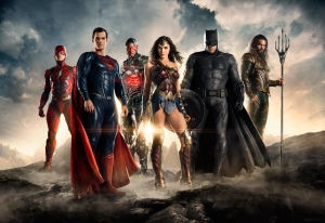 Justice League first photo brings the team together