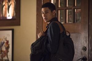 Flash Season 3: first look of Keiynan Lonsdale as Kid Flash