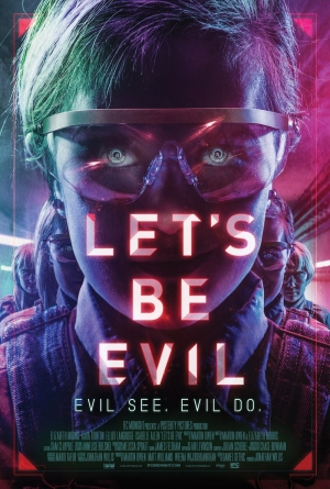 Let's Be Evil trailer and poster for FrightFest horror warps young minds