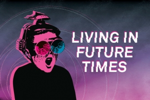 Southbank Centre's London Literature Festival is Living In Future Times