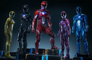 Power Rangers new photo has the team ready for action