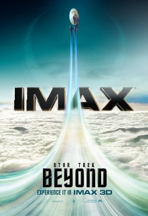Star Trek Beyond's IMAX poster is kind of disappointing