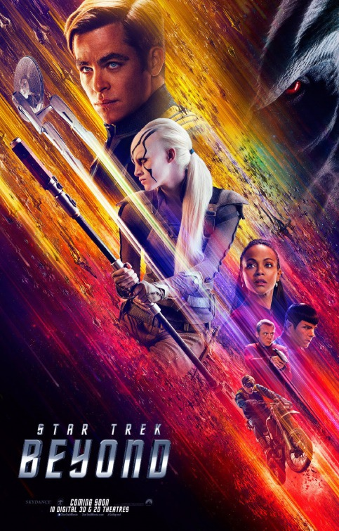 Star Trek Beyond film review: boldly going further?