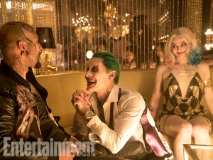 Suicide Squad new photos reveal more Joker & Harley