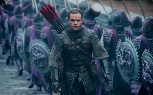 Great Wall trailer comes with added monsters