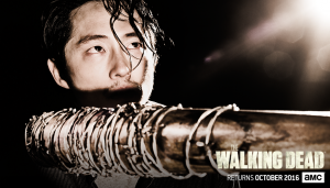 Walking Dead Season 7 posters face off with Lucille