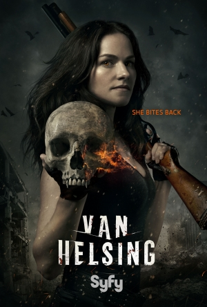 Van Helsing TV series new poster always bites back