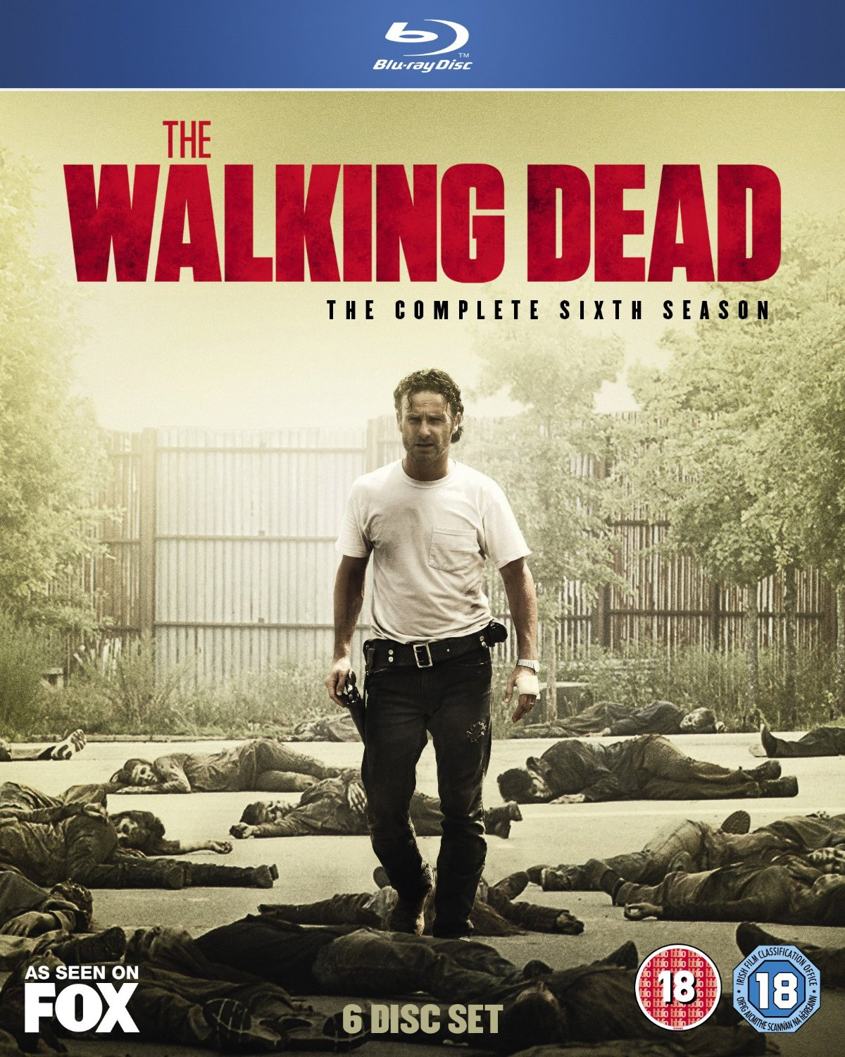 Walking Dead Season 6 Blu-ray review