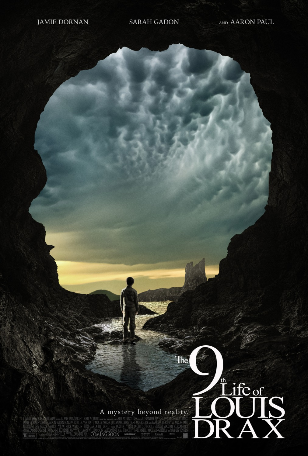 9th Life Of Louis Drax film review