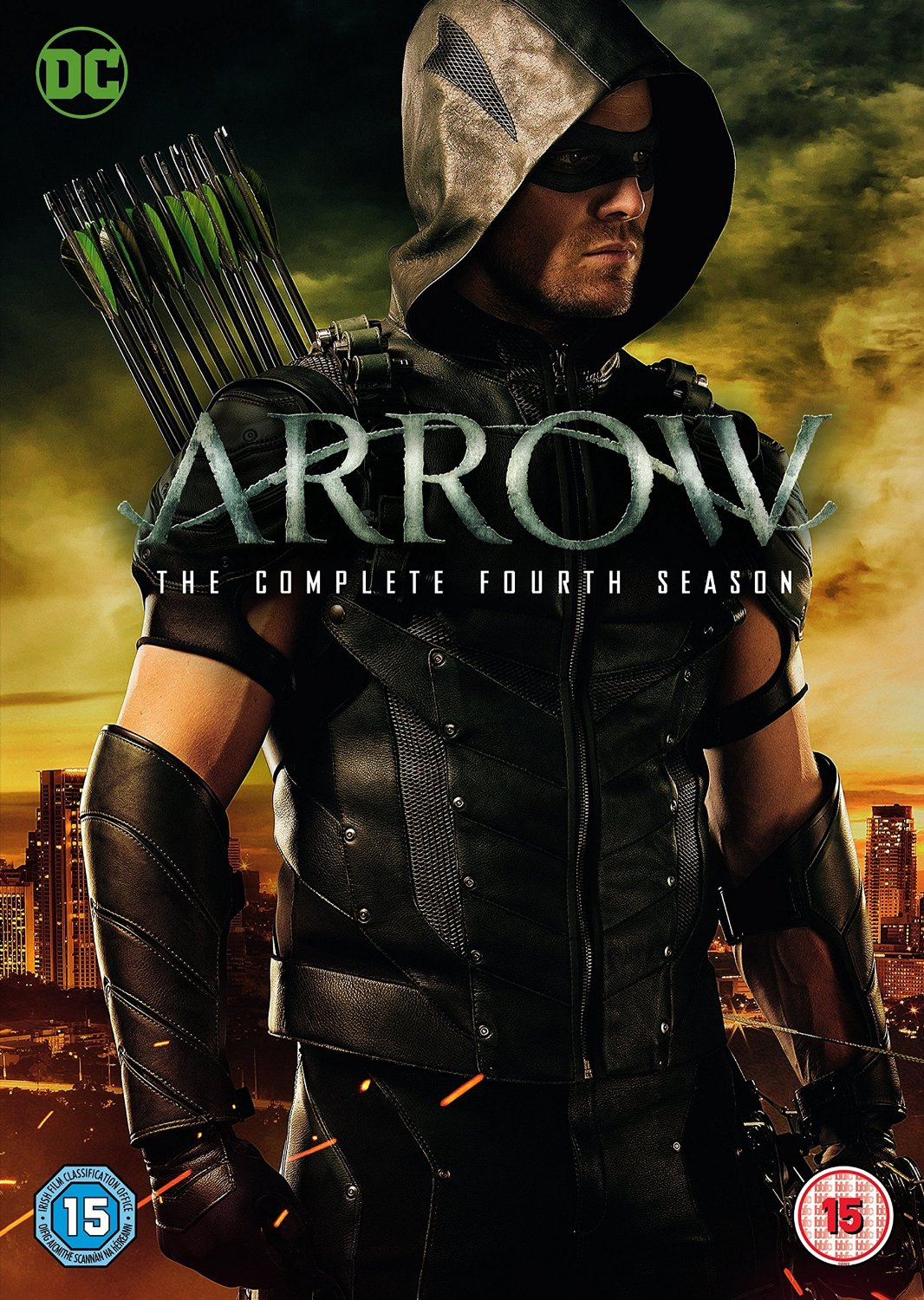 Arrow Season 4 Blu-ray review